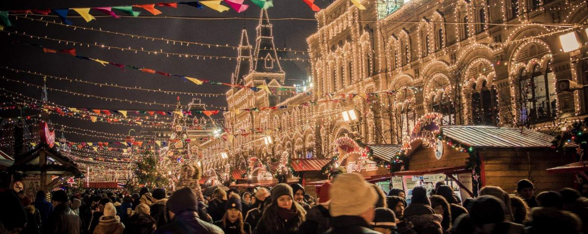 christmas ecommerce markets