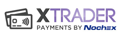 xtrader online payments by nochex